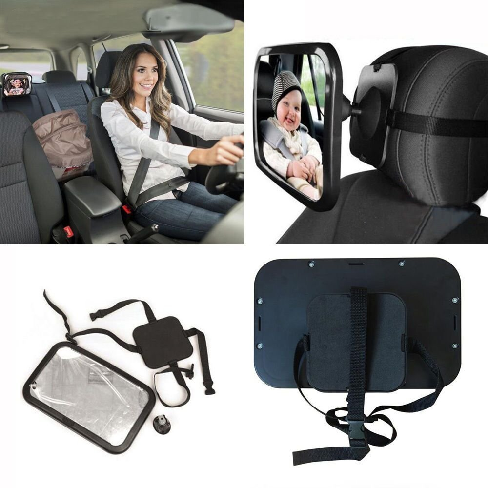 Savicos Car Baby Child Inside Mirror View Back Safety Rear Ward Facing Care Infant New smartbuy247