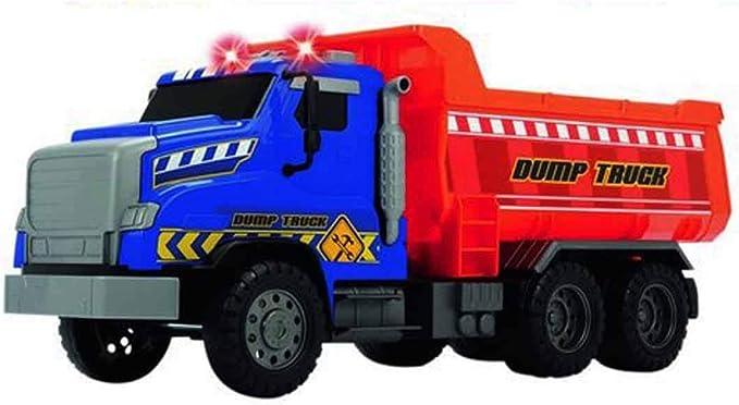Dickie Toys Dump Truck: Amazon.es: Juguetes y juegos