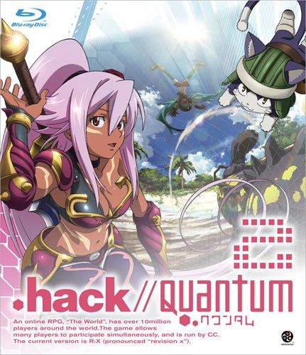 .hack//Quantum 第2巻