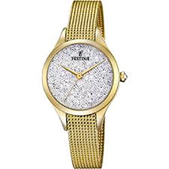 Festina Mademoiselle F20337/1 Wristwatch for women With Swarovski crystals