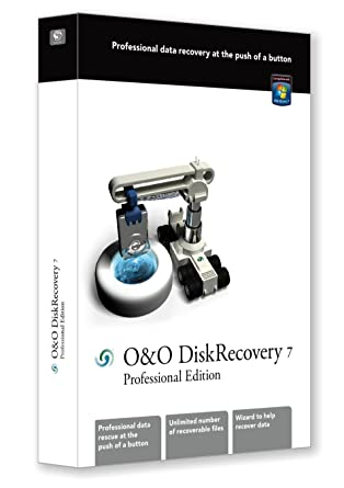 o&o diskrecovery professional edition
