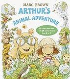Arthur's Animal Adventure, Marc Brown, 0375806997