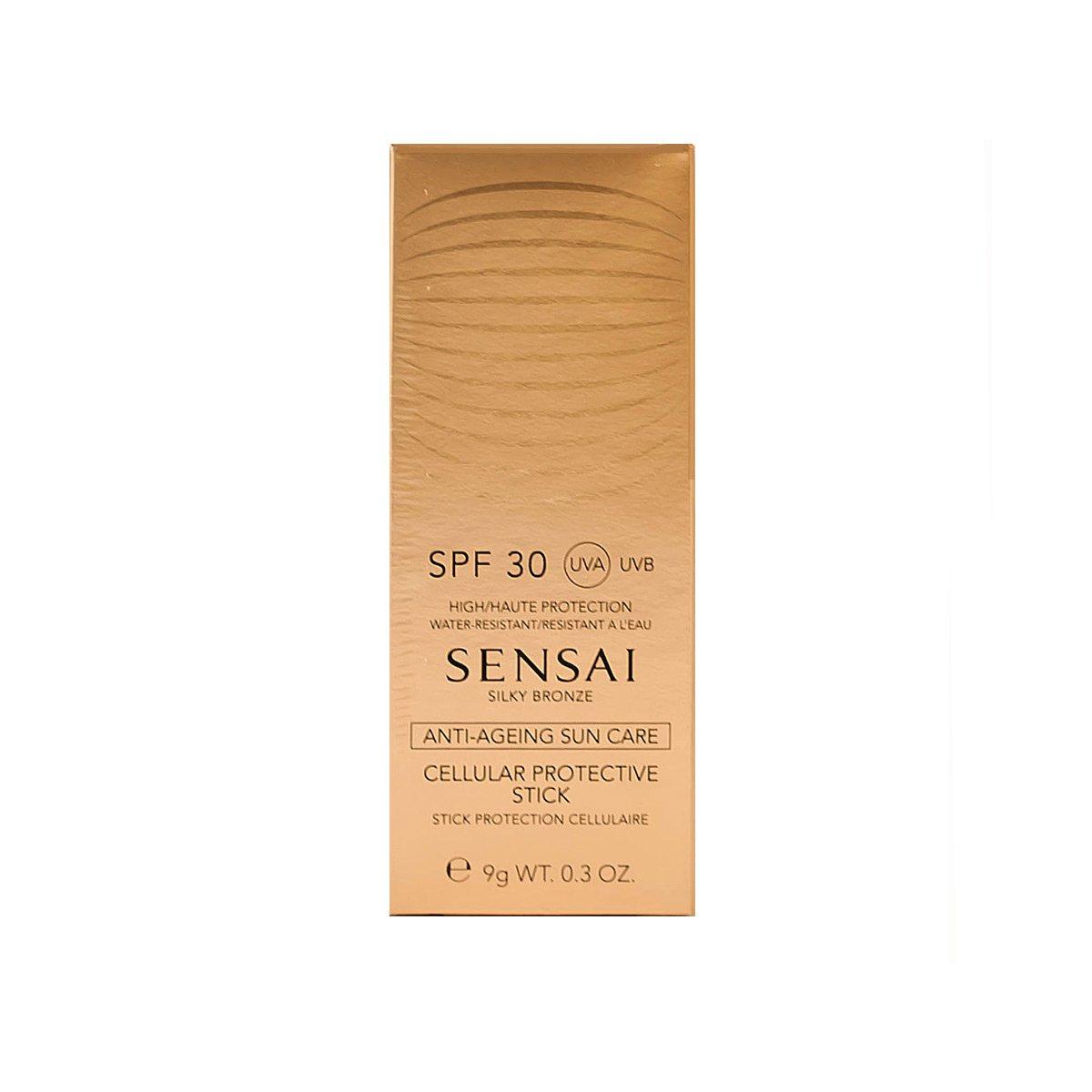 Sensai Silky Bronze Cellular Protective Stick SPF 30 - 9g/0.3oz Kanebo 4973167954386 45753_-9gr