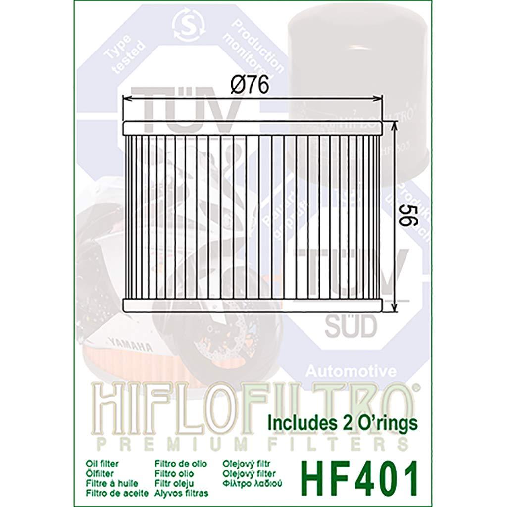 /Ölfilter Hiflo CB 750 K Four CB750 69-76