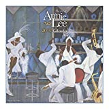2017 The Art of Annie Lee African American Calendar, 12 by 12 Inches (17AL)