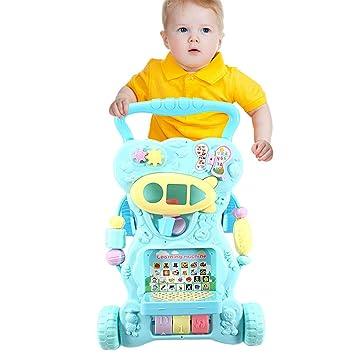 Rabbfay Bebé Andadores Dese La Vuelta Prevención, Bebé Actividad ...