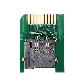 Amazon.com: SD2VITA - Adaptador de tarjeta de memoria micro ...