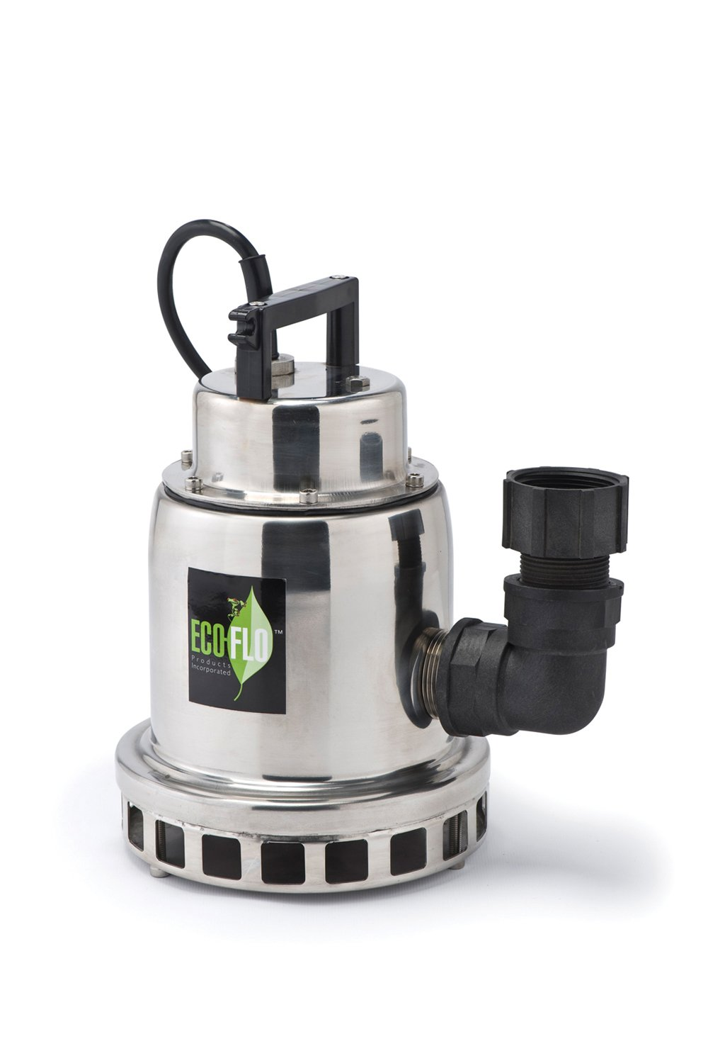 ECO-FLO Products SEP50M Stainless Steel Waterfall Fountain Pump, 1/2 HP, 2,400 GPH