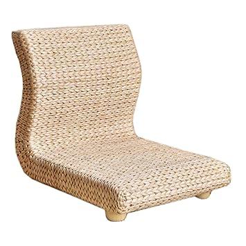 Handgefertigte Stroh tatami Sitze Rattan und Stühle Boden Lounge ...
