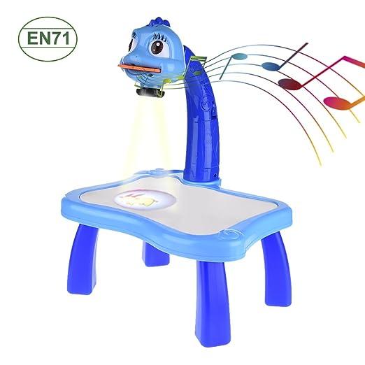Proyector Proyección de luz Proyección Niños Niños Niñas Artesanía ...