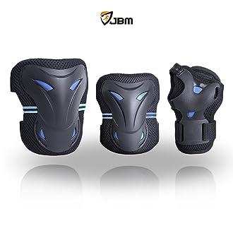 JBM Multi Sport Protective Gear Knee Pads