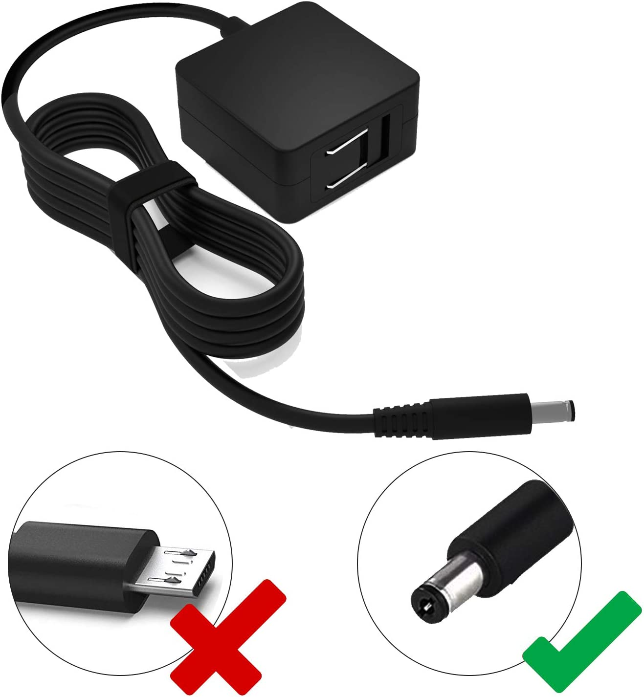 Replacement 17-20V AC Charger for Bose SoundLink I II III 1 2 3 Wireless Bluetooth Speaker 404600 414255 306386-101 369946-1300 301141 Power Supply Adapter Cord