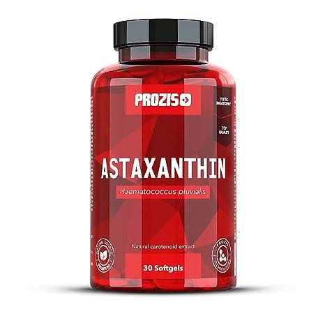 Prozis Astaxanthin - 30 Unidades