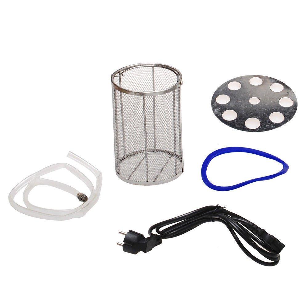 NSKI 3L Portable Mini Easy Quick Steam Autoclave Sterilizer SUN3-I