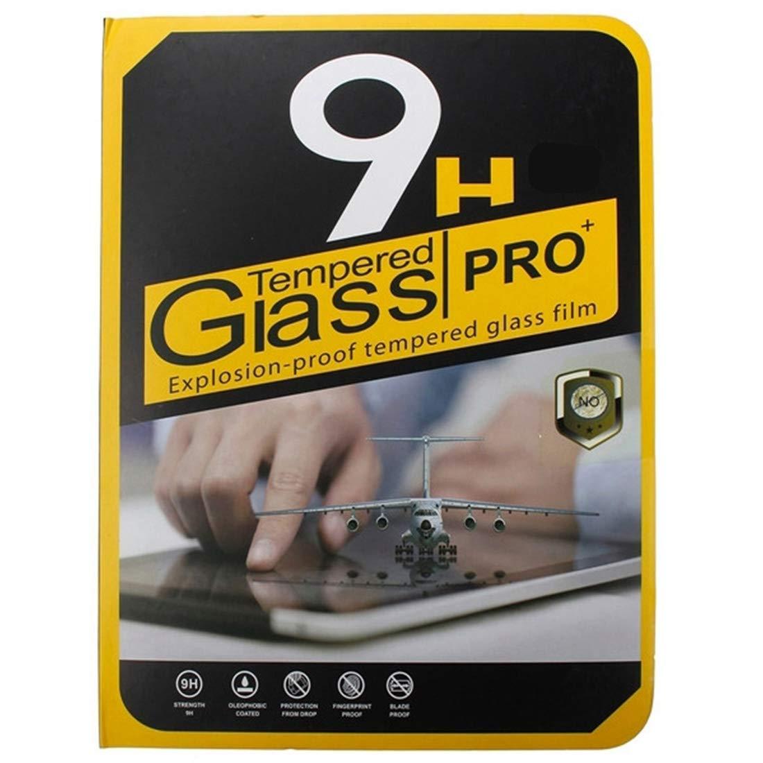 新しいiPad 9.7 ( 2017 ) / iPad Air / Air 2 / Pro 9.7スクリーンプロテクター、H & T 0.3 MM 9h飛散防止bubble-free強化ガラススクリーンプロテクターfor New iPad 9.7 ( 2017 ) / iPad Air / Air 2 / Pro 9.7インチ、2パック   B01FP19BNK