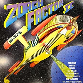 Various - Zorch Factor One