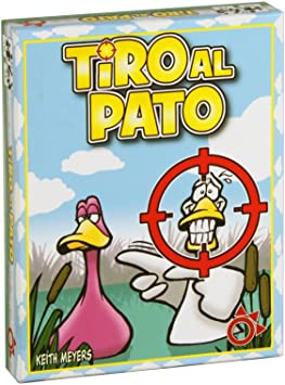 Amigo - Tiro al Pato, Juego de Mesa, Juego de Mesa en español (Mercurio Distribuciones A0016): Amazon.es: Juguetes y juegos
