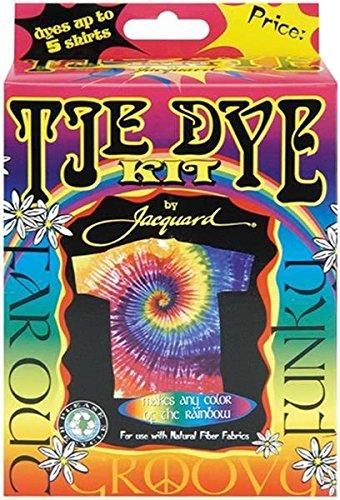 Jacquard Funky Groovy Tie Dye Kit -