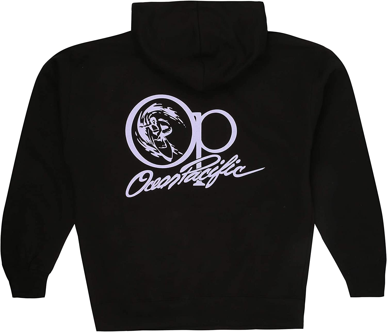 Ocean Pacific Tonal Core Logo Hoodie Sudadera con Capucha para Hombre