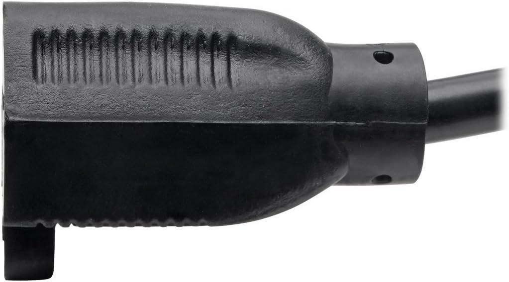 P024-010-13A 13A NEMA 5-15P to NEMA 5-15R Tripp Lite Power Extension Cord 10-ft. 16AWG