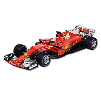 Ferrari SF 70-H F1 2017 Kimi Räikkönen no figure 1:43