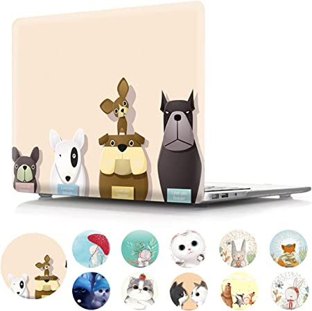 Cover MacBook Air 13 Big Swimming Hippo Lovely Animal Cover for MacBook Air Multi-Color /& Size Choices/10//12//13//15//17 Inch Computer Tablet Briefcase Carrying Bag