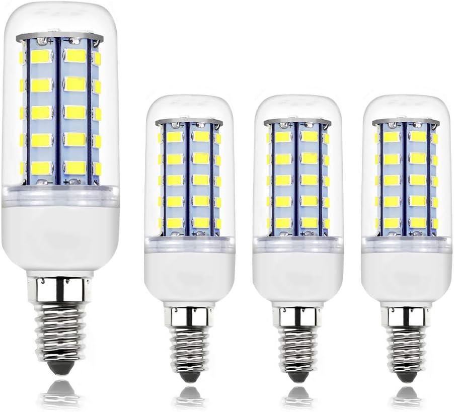 E27 E14 E12 LED Corn Bulb 5730SMD Warm White Lamp Light 7W9W12W15W25W 220V110V