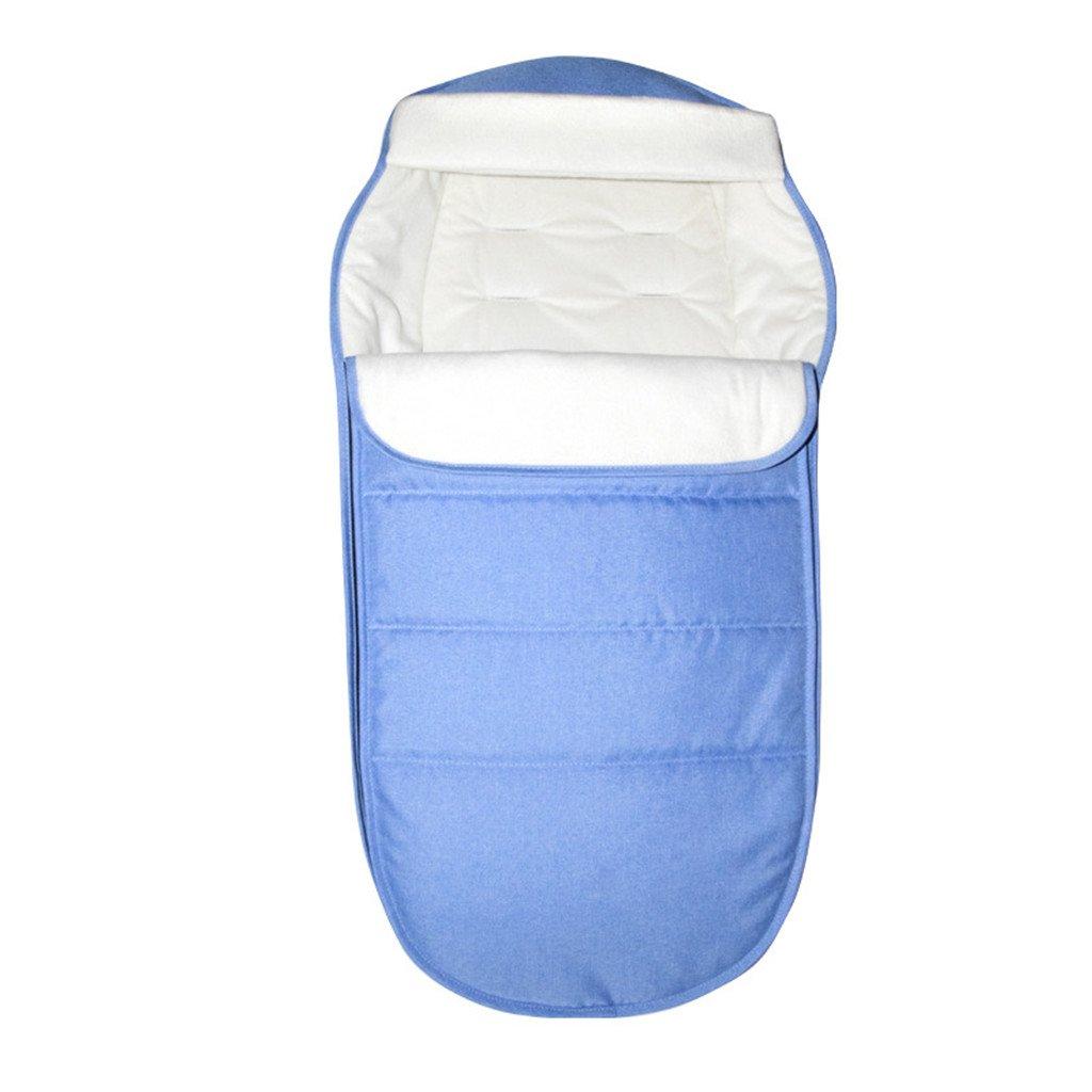 Baby Schlafsack 2.5 Tog, Kinderwagen Schlafsack Neugeborenen Fußsack 0-24 Monate, Blau Huizhou Weiyitian Trading CO. Ltd