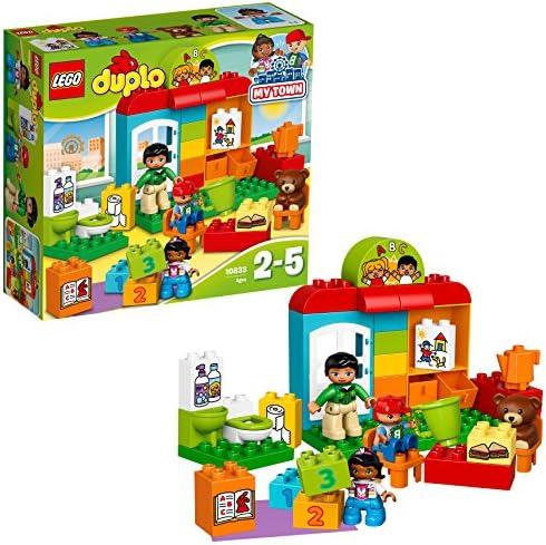 LEGO DUPLO Town - Escuela infantil (10833): Amazon.es: Juguetes y juegos
