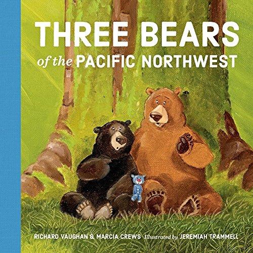 Three Bears of the Pacific Northwest