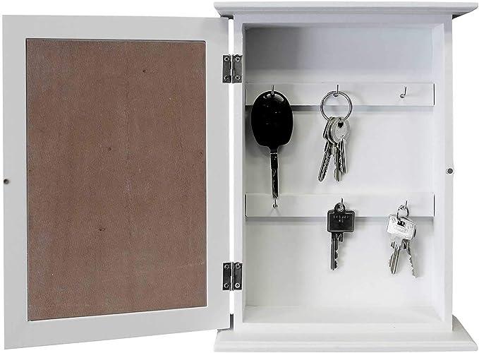 Gabinete para llaves Caja para llaves No hay lugar como el hogar ...