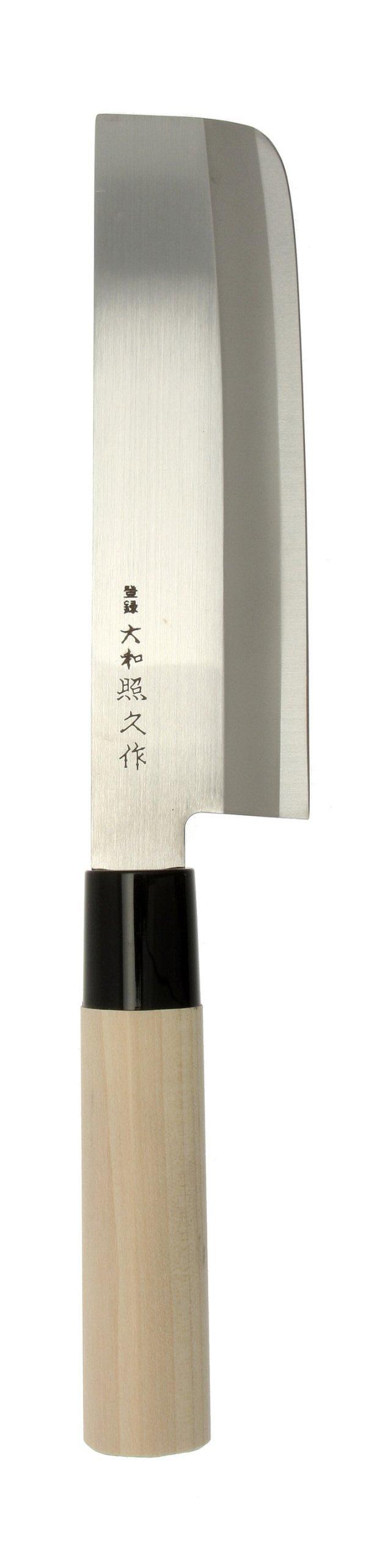 Kotobuki Teruhisa Nakiri Japanese Kitchen Knife by Kotobuki