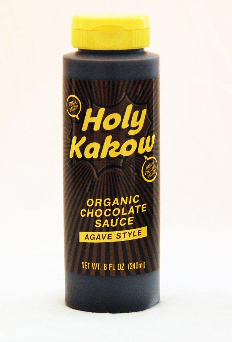 Holy Kakow Rapture Organic Chocolate Syrup - 2 pack