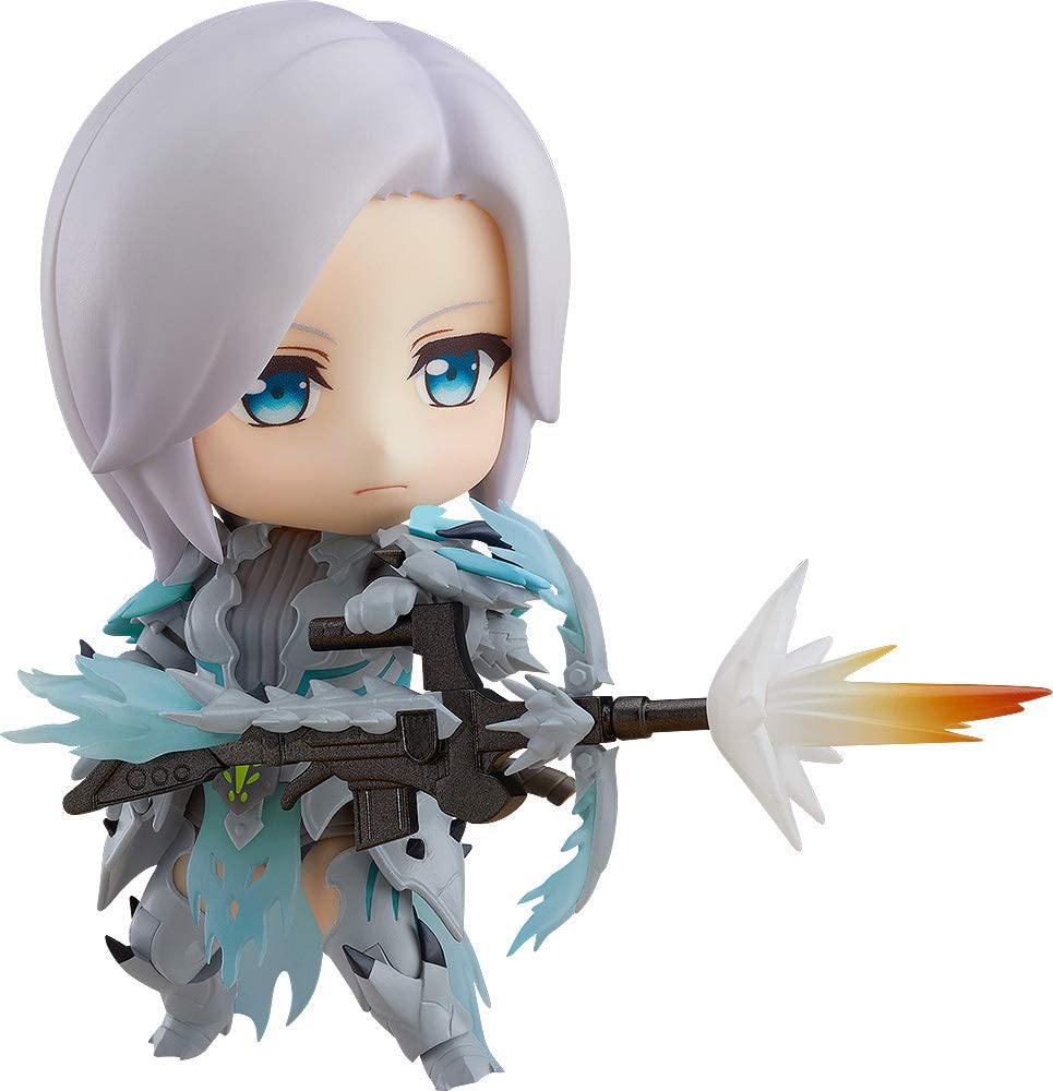 Amazon Com Good Smile Nendoroid Hunter Female Xeno Jiiva Beta