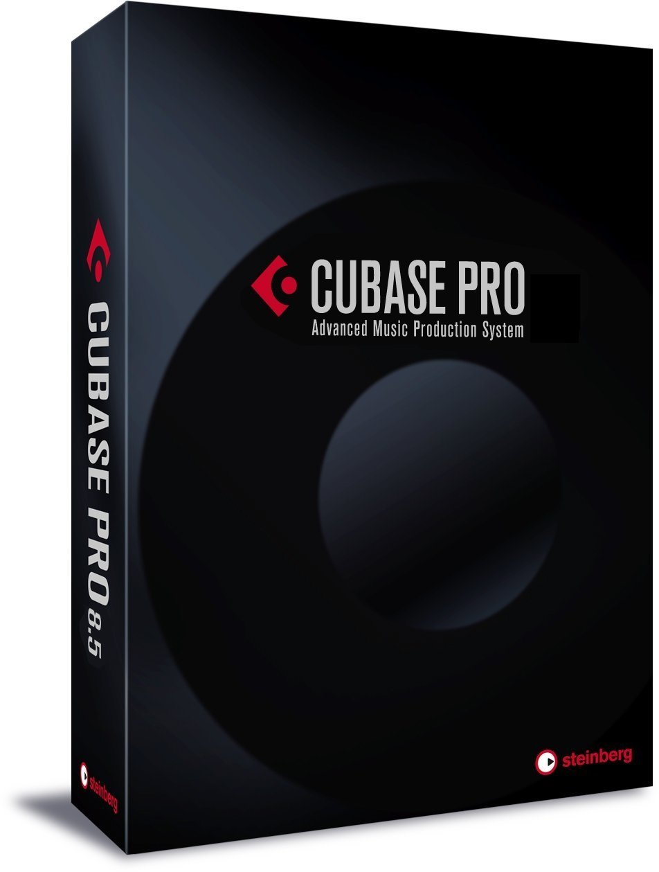 Steinberg Cubase Pro 8.5 Recording Software by Steinberg