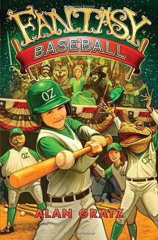 book cover of Fantasy Baseball