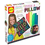 Best ALEX Toys ALEX Toys Gift For 8 Year Old Boys - ALEX Toys Craft Stitch A Pixel Pillow Review