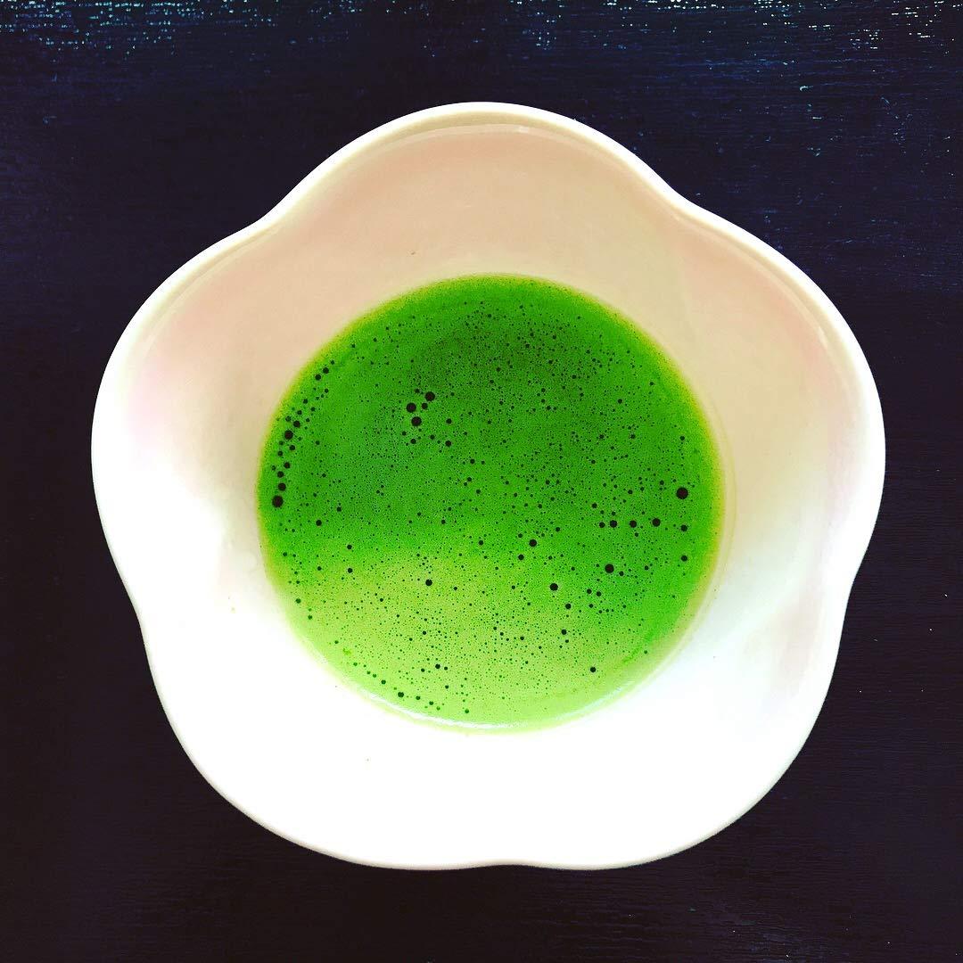 Nippon Cha - Hinomoto ORGANIC Matcha - JAS Certified - Japanese Origin - First Harvest - Premium Ceremonial Grade - Radiation Free - Zero Sugar - 30g (1oz) Tin