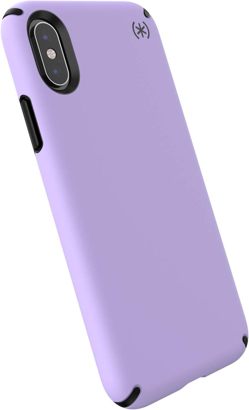 Speck Products, iPhone Xs/iPhone X Case, Presidio PRO, Fade Purple/Black