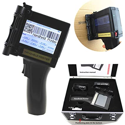 33be9b45349d Amazon.com: Portable Intelligent High Definition Handheld Inkjet ...