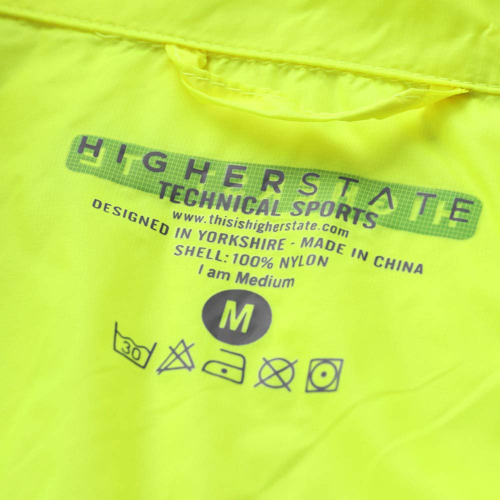 Higher State Lightweight Run Giacca
