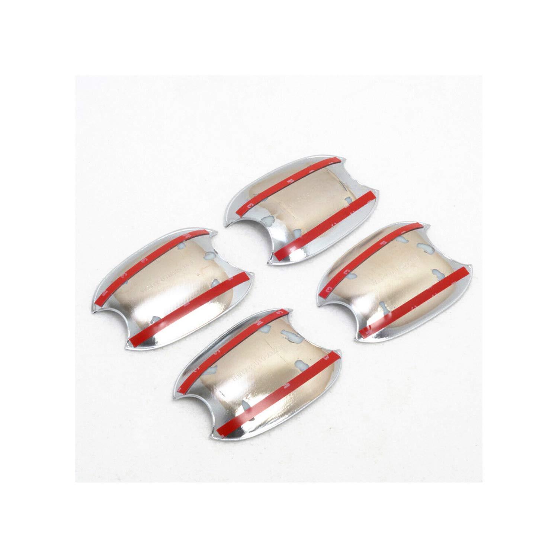 4 St/ück LFOTPP Kompatibel mit Auto T/ürgriff Schale Abdeckung ABS Chrom Tucson