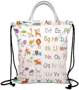 Beautiful Landscape Cute Gym Drawstring Bags Travel Backpack Tote School Rucksack