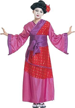 WIDMANN Widman - Disfraz de Chino Oriental para niña, Talla 8 años ...