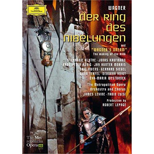 Wagner: Der Ring des Nibelungen by Deutsche Grammophon