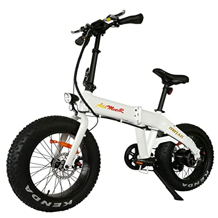 Electric Pedal Bike >> Amazon Com Addmotor Motan Folding Electric Bicycle 750w Lightweight