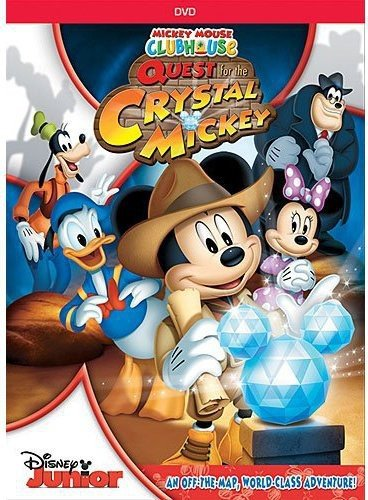 se: Quest for the Crystal Mickey ()