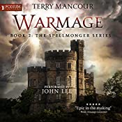 Warmage: Spellmonger, Book 2 | Terry Mancour