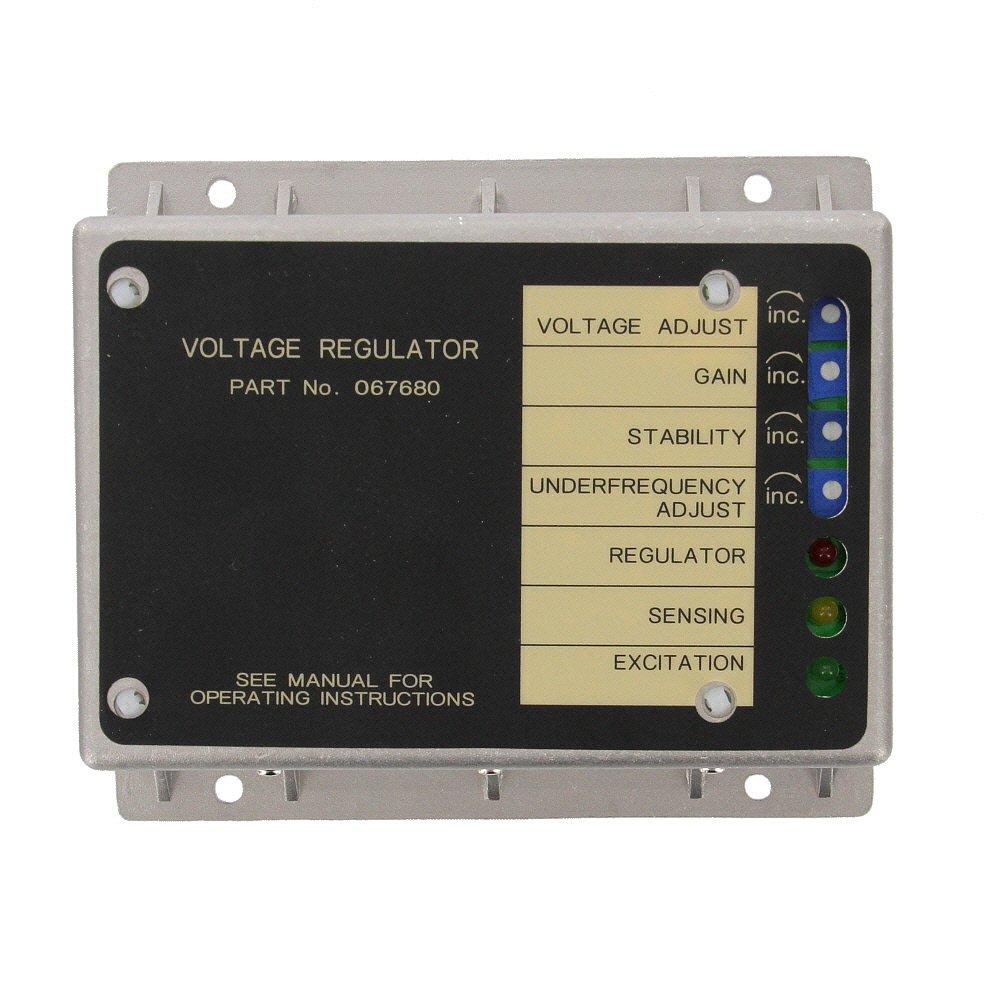 Generac 67680 Oem Rv Guardian Generator Voltage Switching Regulator Types Alternator Suitable 0676800srv Accessories Garden Outdoor