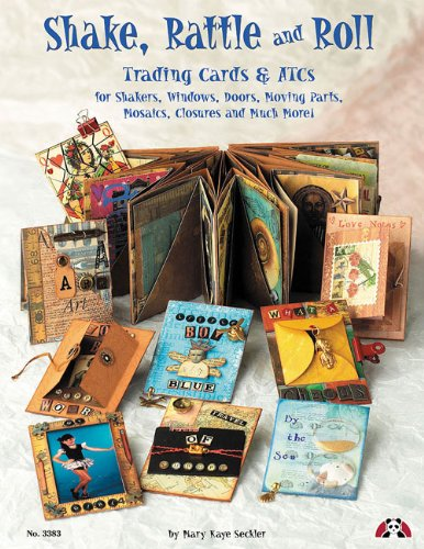 Mosaic Scrapbooking Paper - Shake, Rattle & Roll: Trading Cards & ATCs for Shakers, Windows, Doors, Moving Parts, Mosaics, Closures and Much More! (Design Originals)
